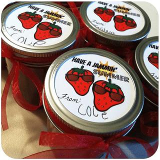 Teacher Gift Idea – Have a Jammin' Summer!