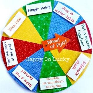 Wheel of Fun!