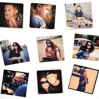 Make Your Own Instagram Magnets