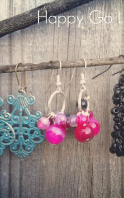Pinterest Inspired Earrings