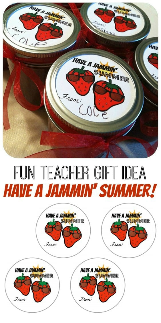 Have a jammin' summer!
