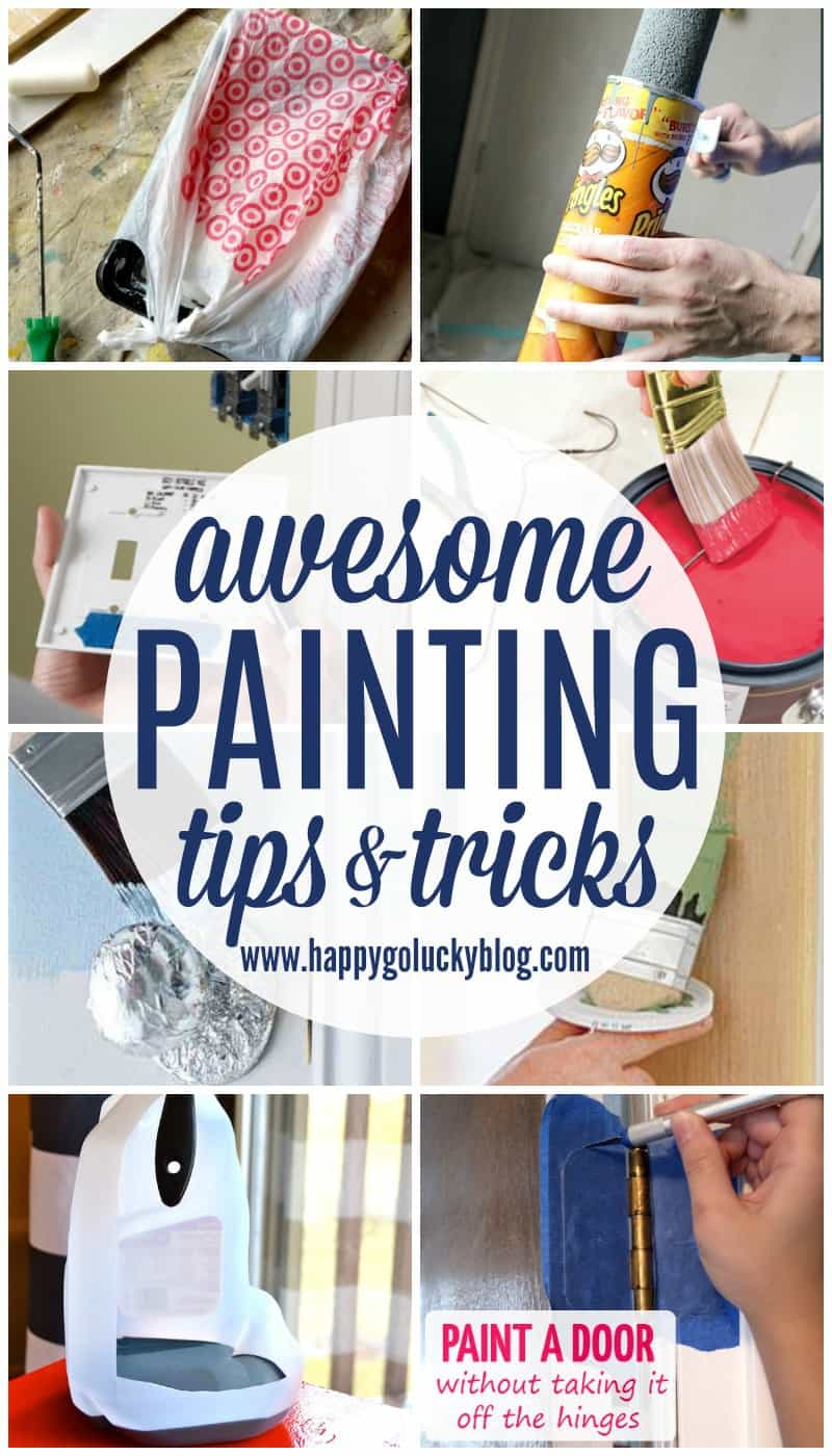 Awesome Painting Tips and Tricks