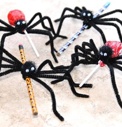 spider favors