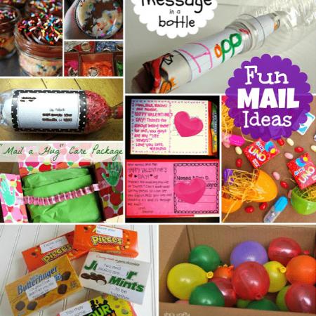 Fun Mail Ideas