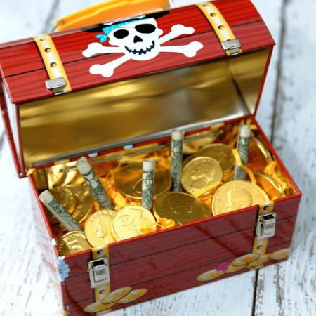 Treasure Box Birthday Gift