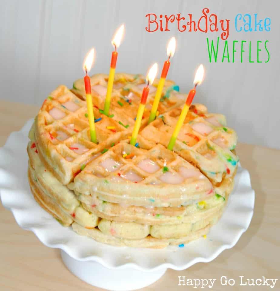 Bisquick Birthday Cake Recipe
