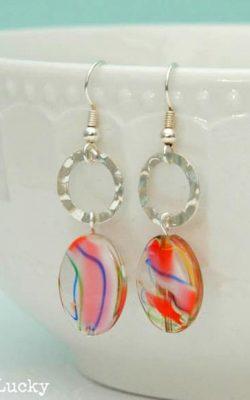 15 Minute Handmade Earrings