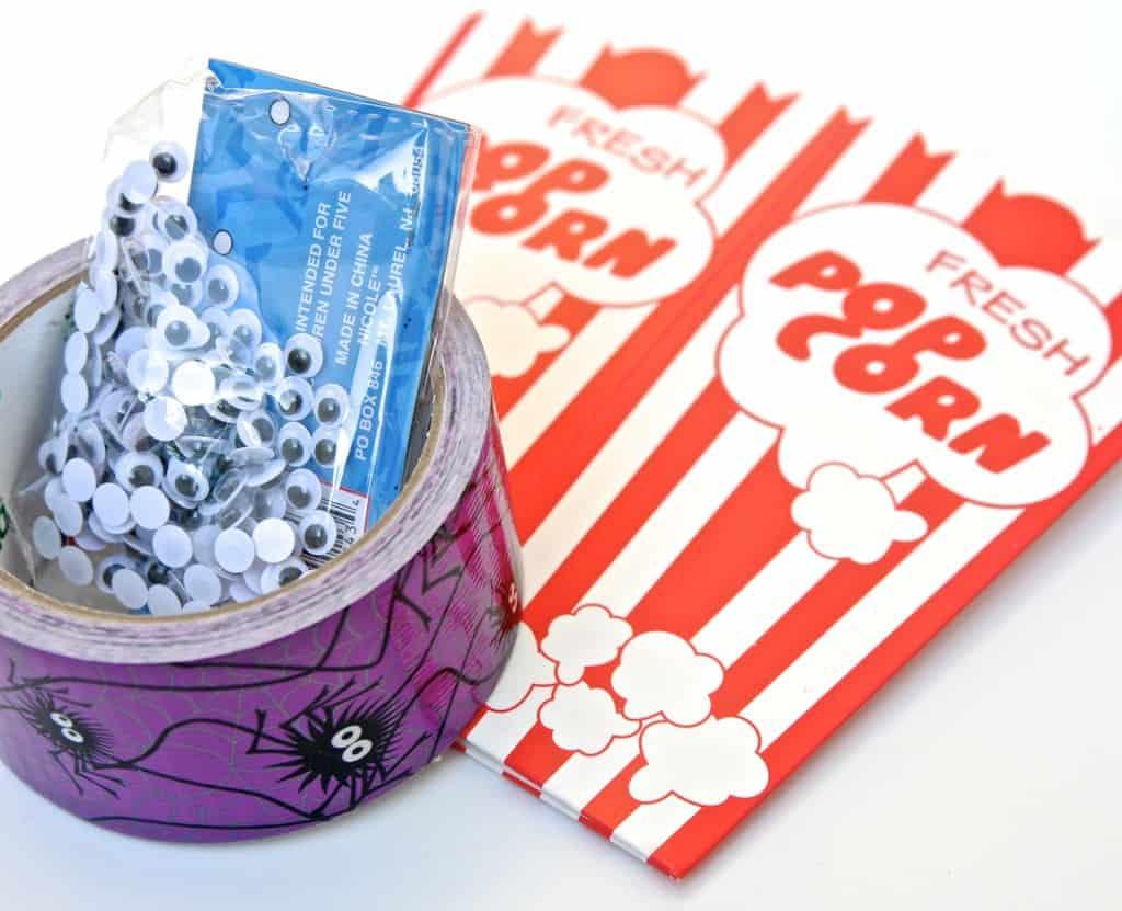 popcorn container materials