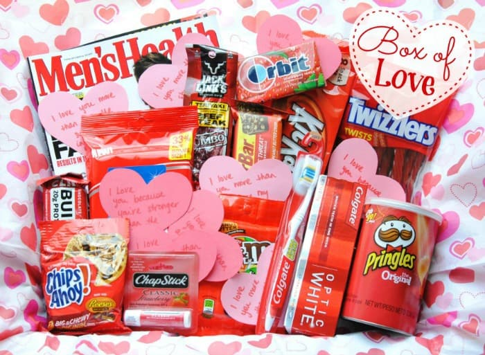 Send A Box Of Love Happy Go Lucky
