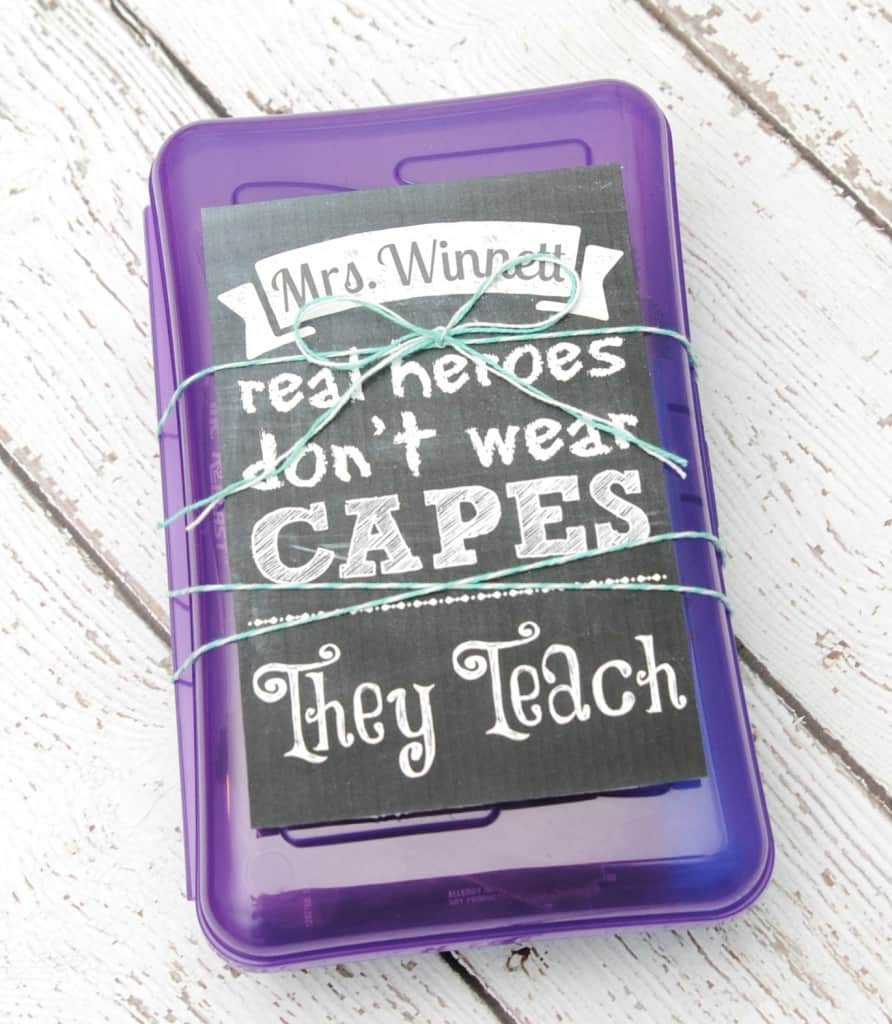 Real Heroes Teach Gift Box