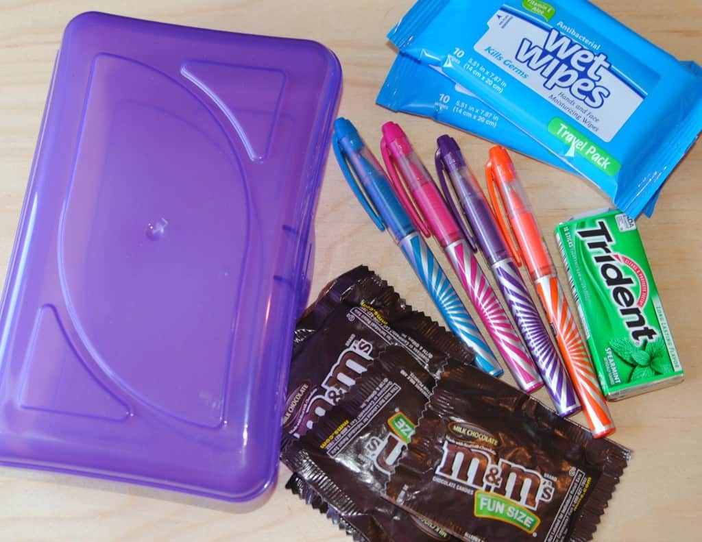 Teach Gift Box Supplies