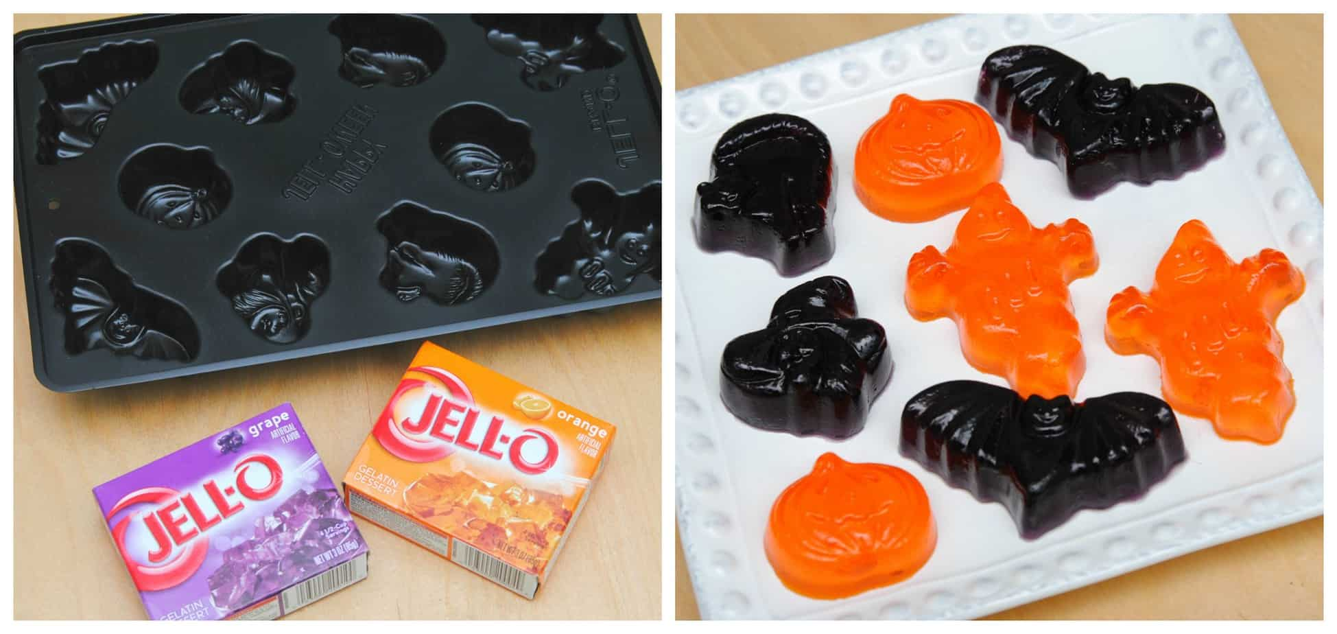 Jello Halloween Jigglers