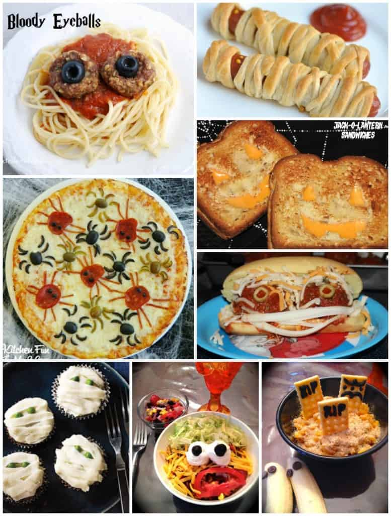 Halloween Dinner Ideas