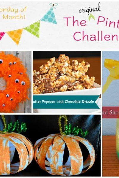 October Pinterest Challenge