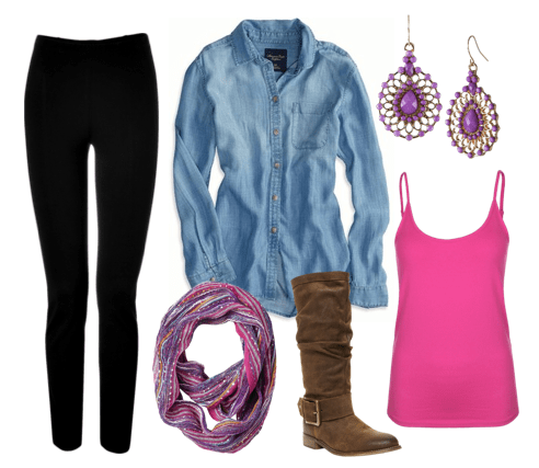 Fashion Friday - Favorite Outfit