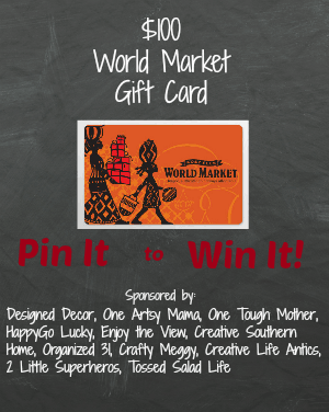 World Market Giveaway
