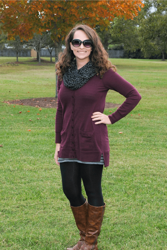 Fashion Friday Fall Outfits With Leggings