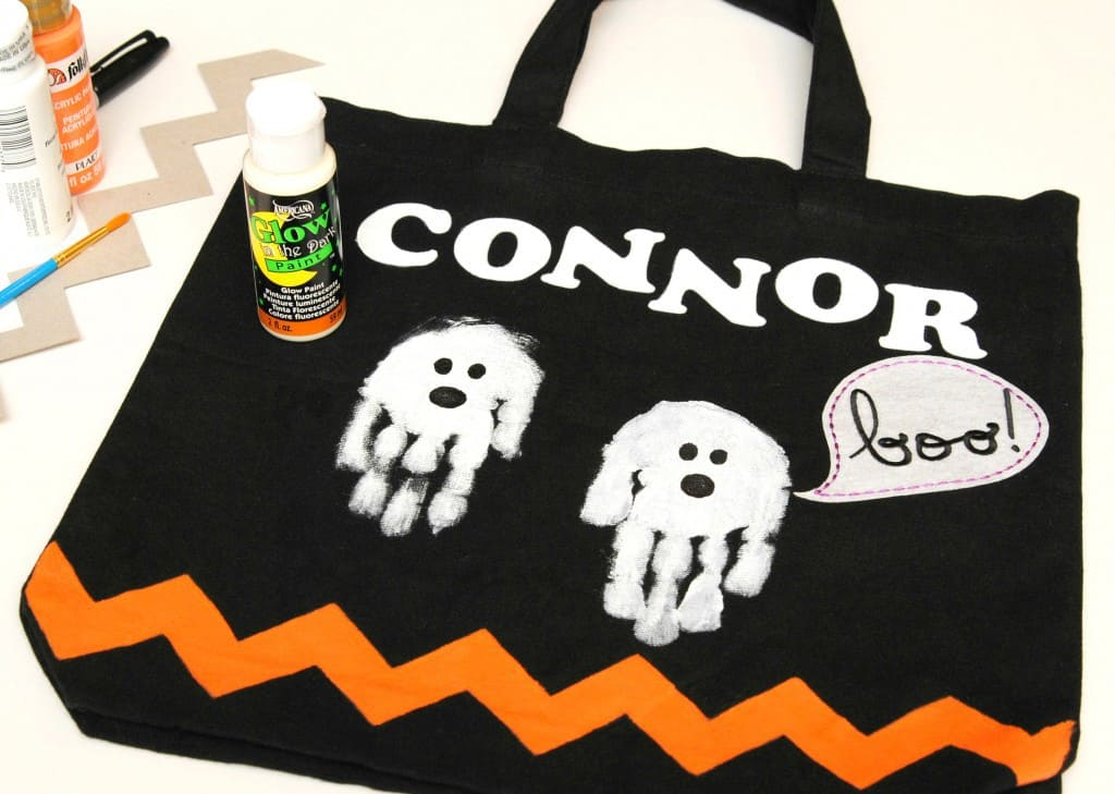 halloween_treat_bag_ghost_handprint_supplies