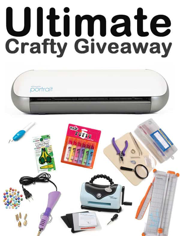 The Ultimate Crafty Giveaway