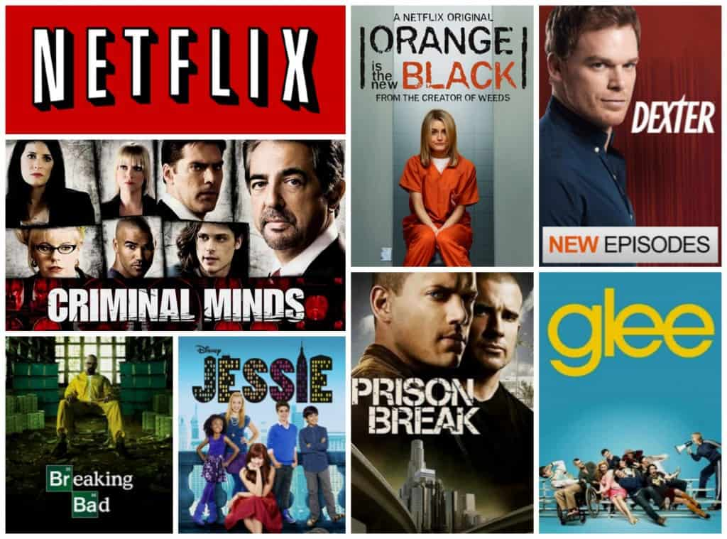favorite shows on netflix