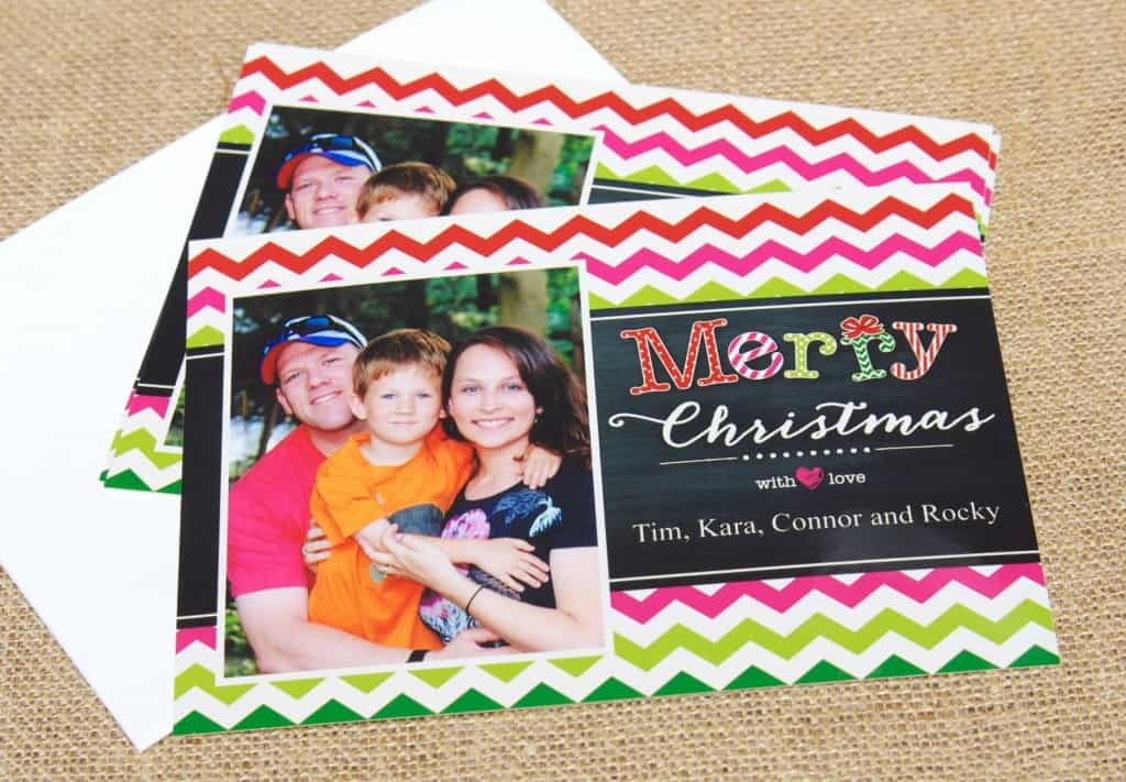 Walgreen Christmas Cards