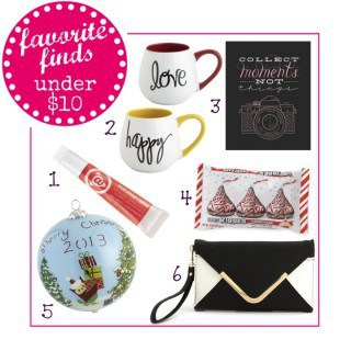 Favorite Finds Under $10 – Perfect Stocking Stuffer Ideas