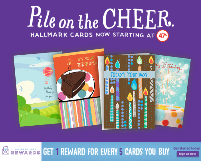 HallmarkValueCards-#shop-#cbias-#ValueCards