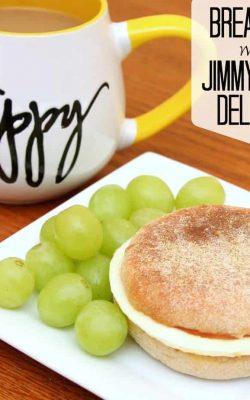 Jimmy Dean Delights #BreakfastDelights