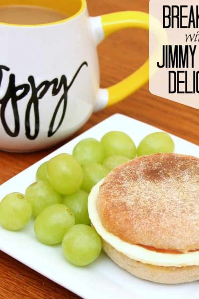 Jimmy Dean Delights #BreakfastDelights