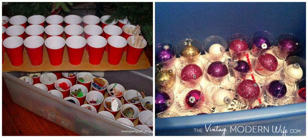 Organizing Ornaments