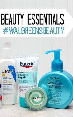 Winter Beauty Essentials #WalgreensBeauty