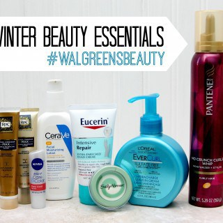 How to Be Beautiful All Winter Long with #WalgreensBeauty