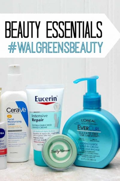 Winter Beauty Essentials #WalgreensBeauty