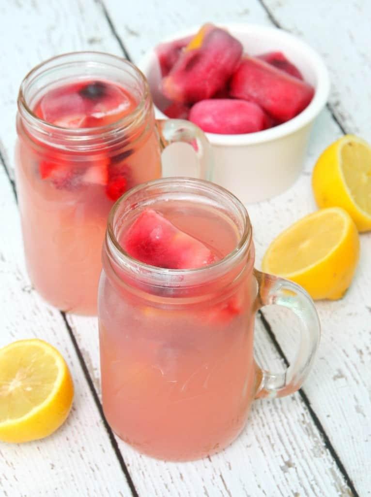 Stoli lemonade
