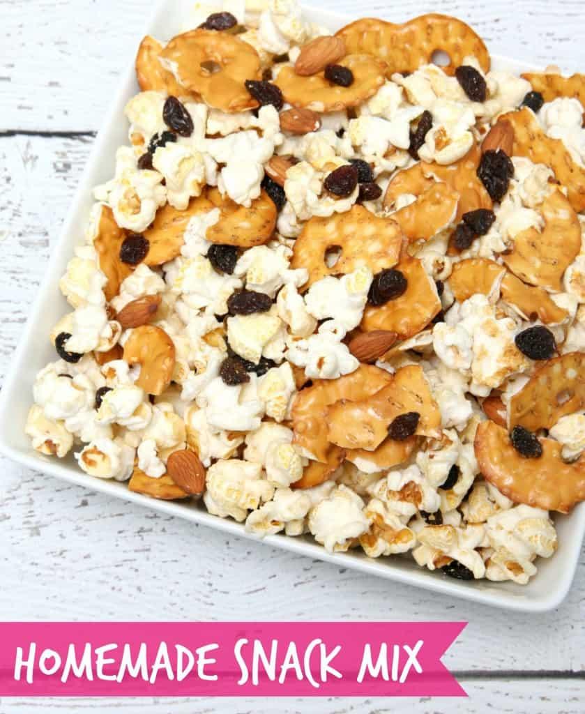 Homemade Snack Mix