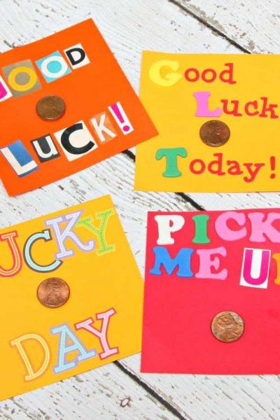 Share a Little Luck