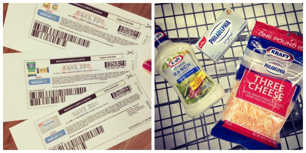 Kraft Coupons - Walmart