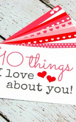 10 Things I Love About You Book