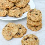 Oatmeal Raisin Cookies with Zucchini and Carrots