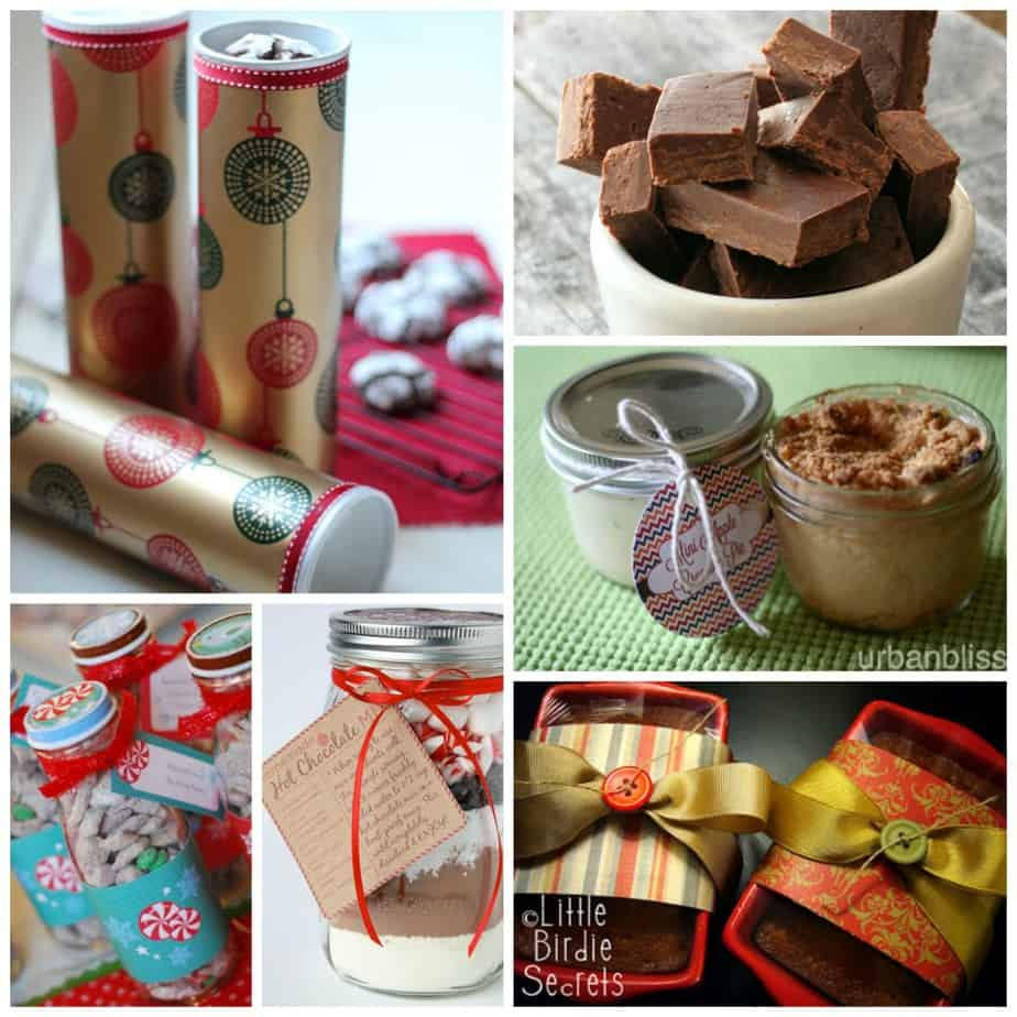 Handmade Gifts Under $5 - Edible