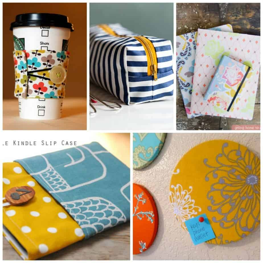 Handmade Gifts Under $5 - Fabric