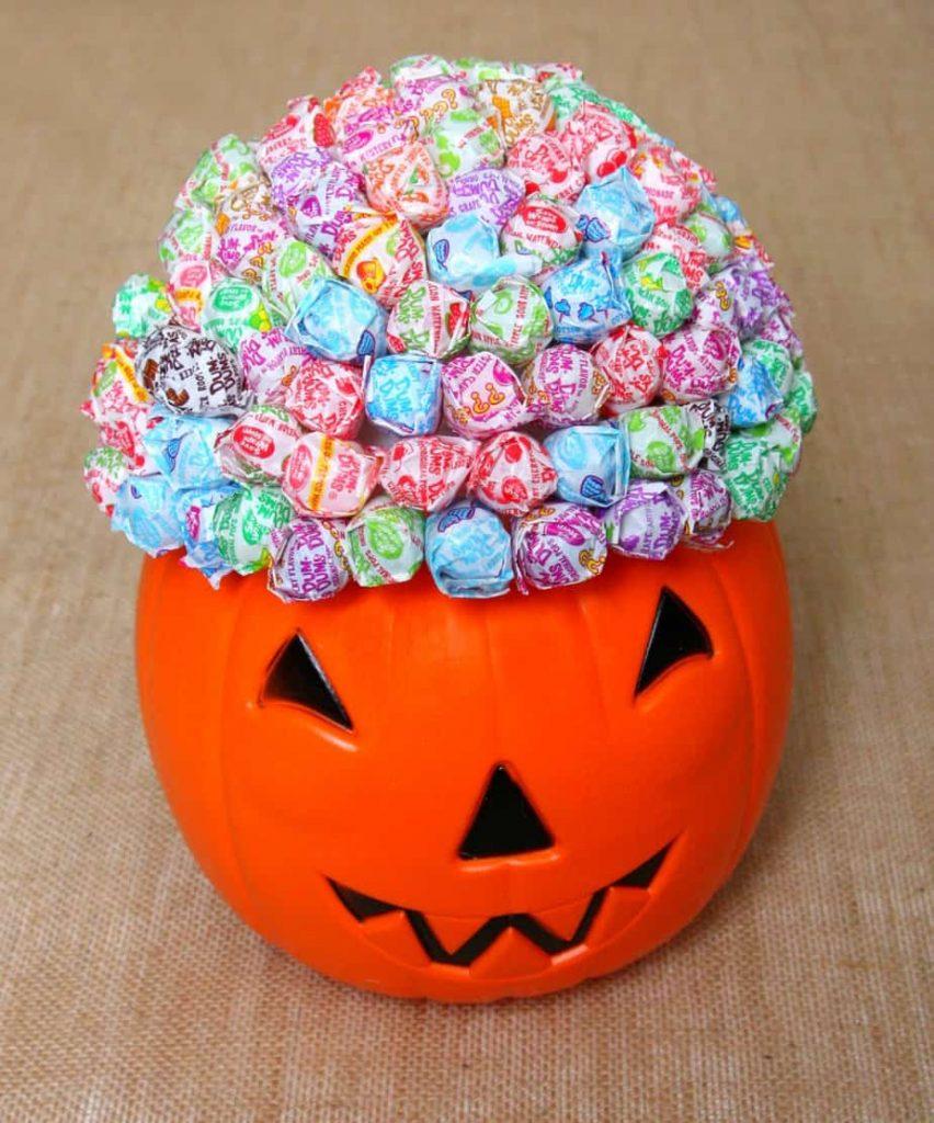 Pumpkin Lollipop Bouquet