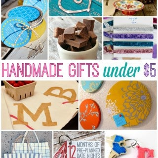 Ultimate Gift Guide – Handmade Gifts Under $5