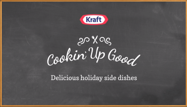 Kraft Cooking Up Good #TasteTheSeason
