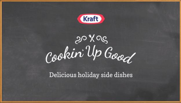 Kraft Cooking Up Good #TasteTheSeason