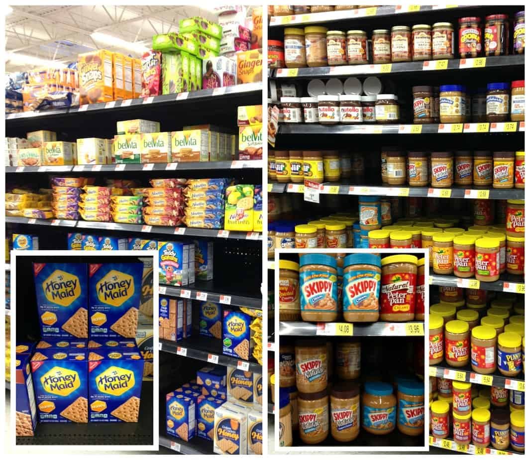 Walmart #cbias #PGandB