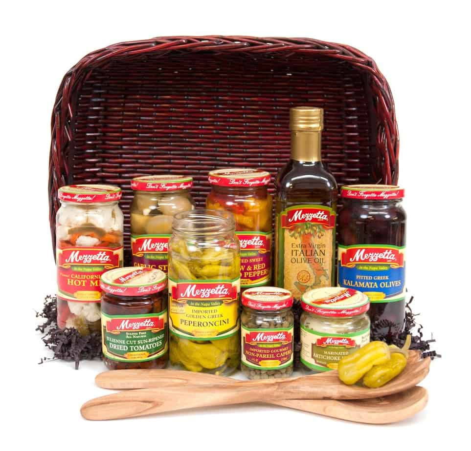 Mezzetta Gift Basket Giveaway