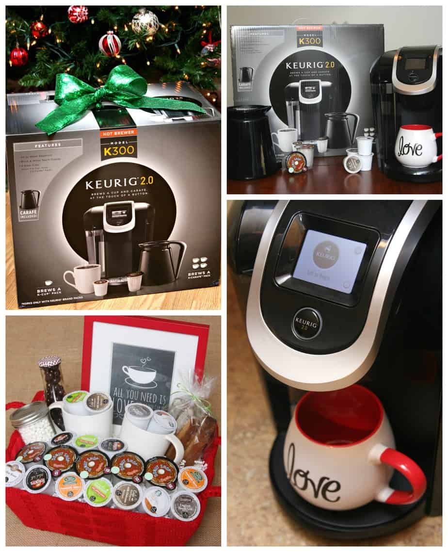 Keurig 2.0 Gift Idea