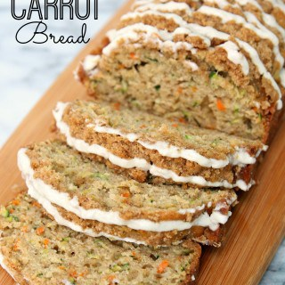 Zucchini Carrot Bread