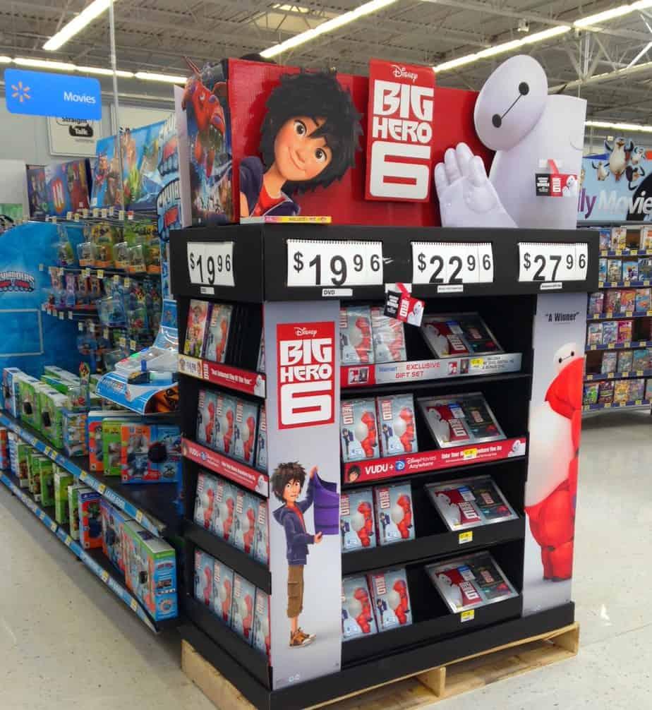 Big Hero 6 Release